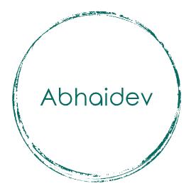 Author Abhaidev